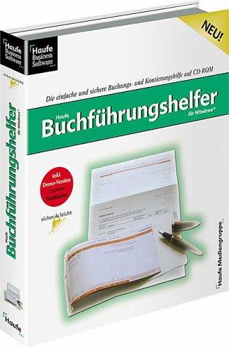 Haufe Buchführungshelfer. Version 2.1. CD-ROM für Windows 95/98/ME/2000/NT4/XP. als Software