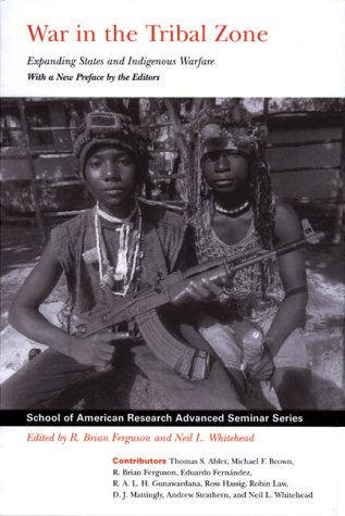 War in the Tribal Zone: Expanding States and Indigenous Warfare als Taschenbuch