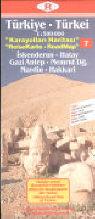 Türkei 7. 1 : 500 000. ReiseKarte als Buch