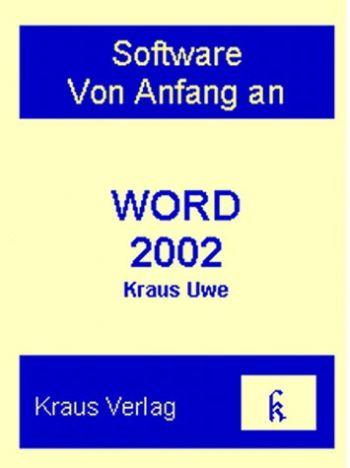 Word XP als Buch