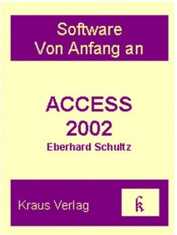 Access XP als Buch
