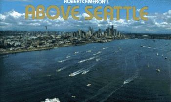 Above Seattle als Buch
