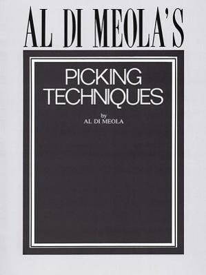 Al Di Meola's Picking Techniques als Taschenbuch