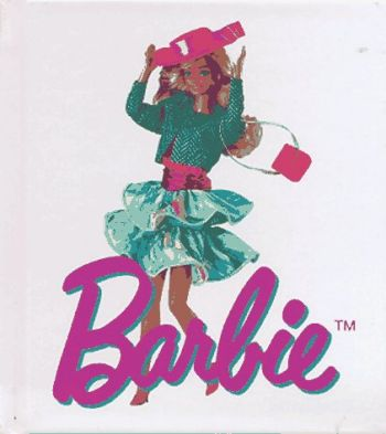 Barbie in Fashion als Buch