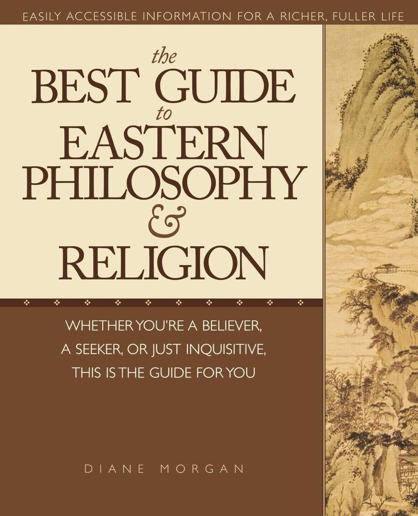 The Best Guide to Eastern Philosophy and Religion als Taschenbuch