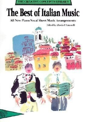 The Best of Italian Music als Taschenbuch