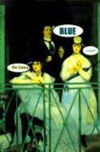 Blue als Buch