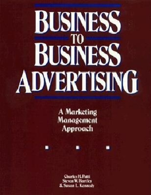 Business to Business Advertising als Buch