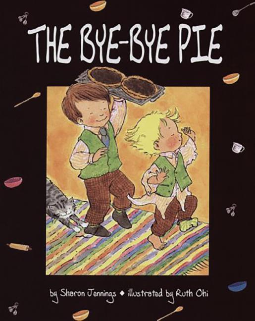 The Bye-Bye Pie als Buch