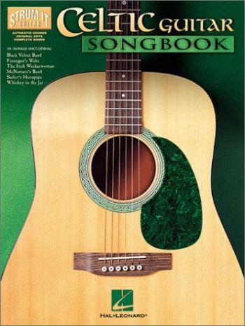 Celtic Guitar Songbook als Taschenbuch