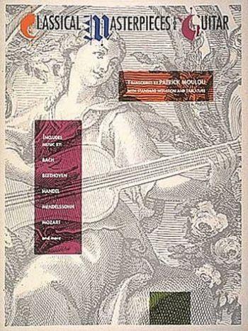 Classical Masterpieces for Guitar als Taschenbuch