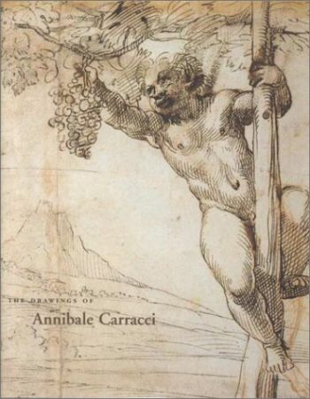 DRAWINGS OF ANNIBALE CARRACCI als Buch