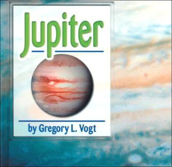 Jupiter als Buch