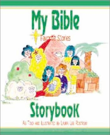My Bible Storybook: Favorite Bible Stories als Buch