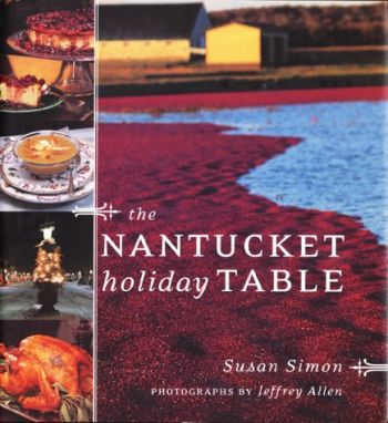 The Nantucket Holiday Table als Buch (gebunden)