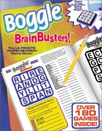 Boggle Brainbusters! als Taschenbuch