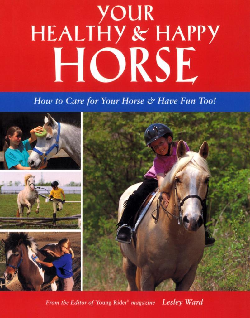 Your Healthy & Happy Horse als Taschenbuch