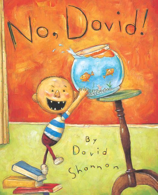 No, David! als Buch