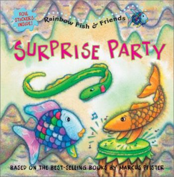 Surprise Party [With Stickers] als Taschenbuch