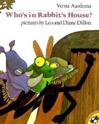 Who's in Rabbit's House? als Taschenbuch