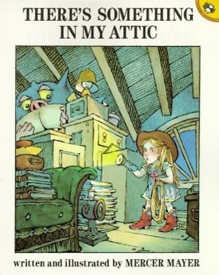 There's Something in My Attic als Taschenbuch