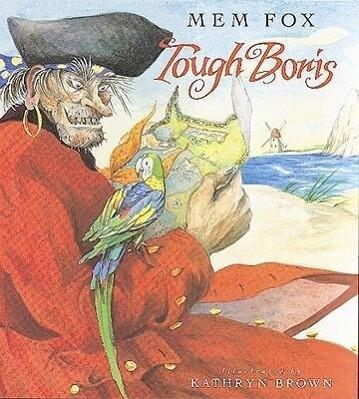 Tough Boris als Buch