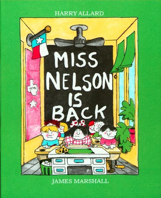 Miss Nelson Is Back als Taschenbuch