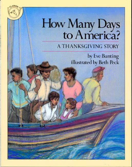 How Many Days to America?: A Thanksgiving Story als Taschenbuch