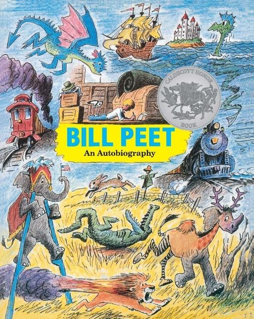 Bill Peet: An Autobiography als Taschenbuch