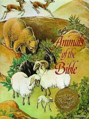 Animals of the Bible als Buch