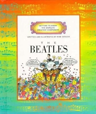 The Beatles als Buch