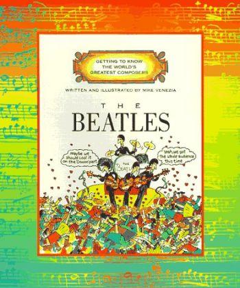 The Beatles als Taschenbuch