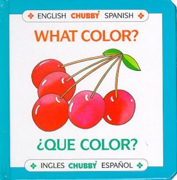 What Color? (Que Color?) als Buch