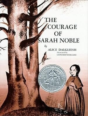 The Courage of Sarah Noble als Buch
