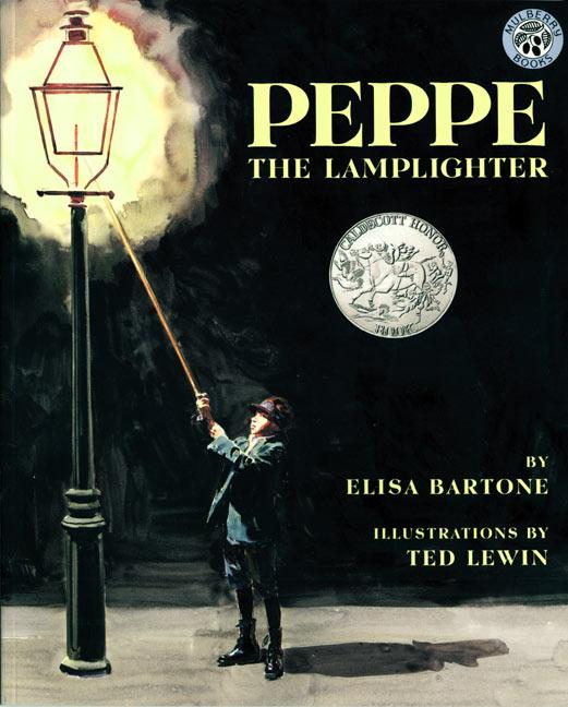 Peppe the Lamplighter als Buch