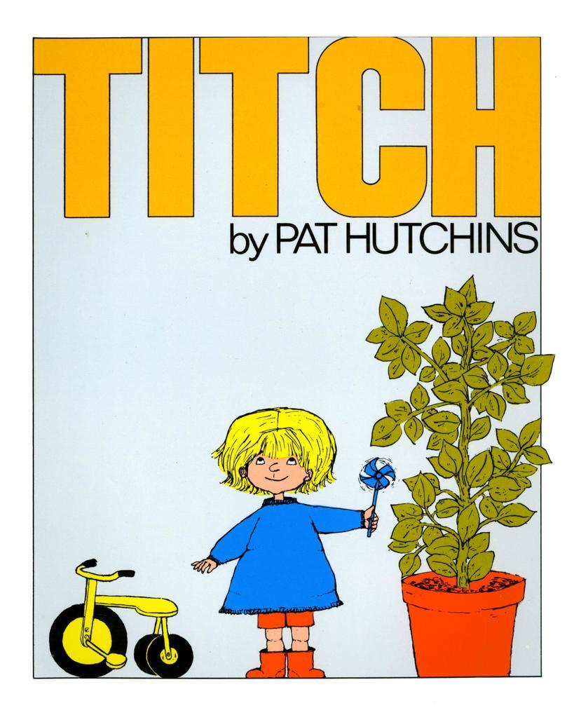 Titch als Taschenbuch
