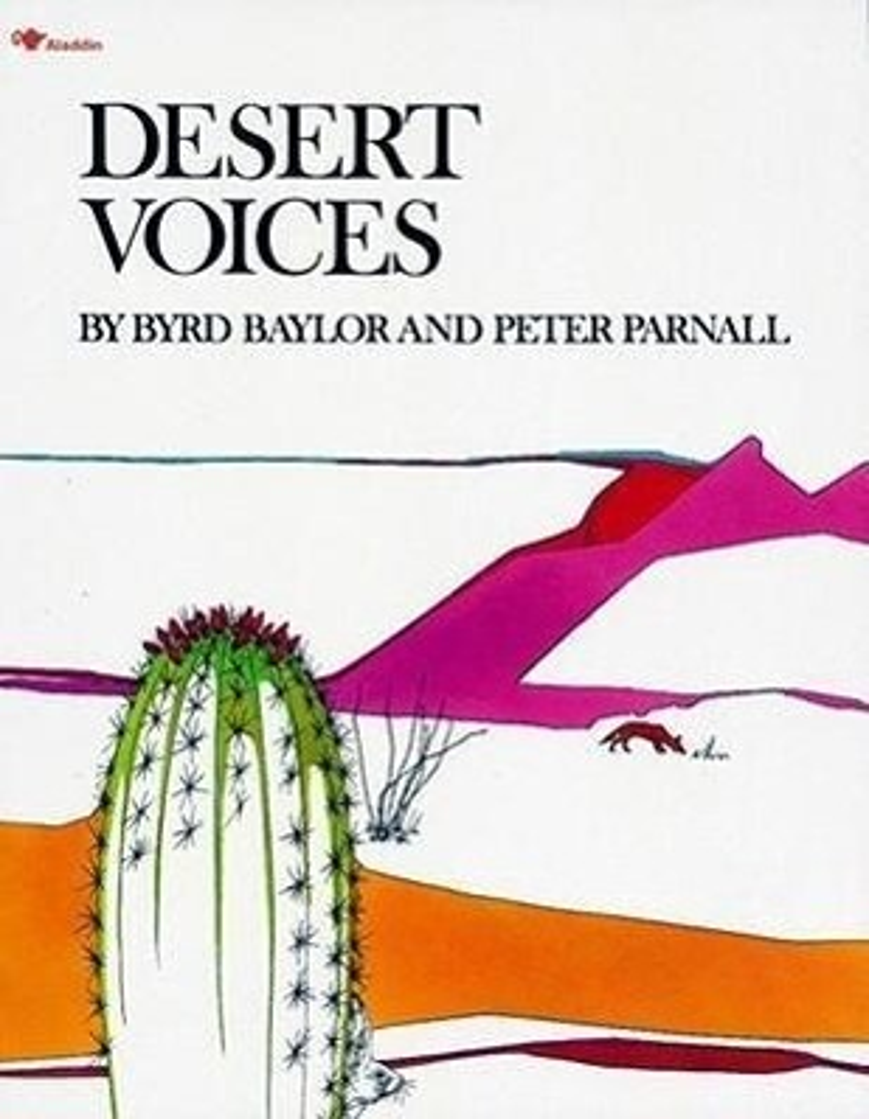 Desert Voices als Taschenbuch