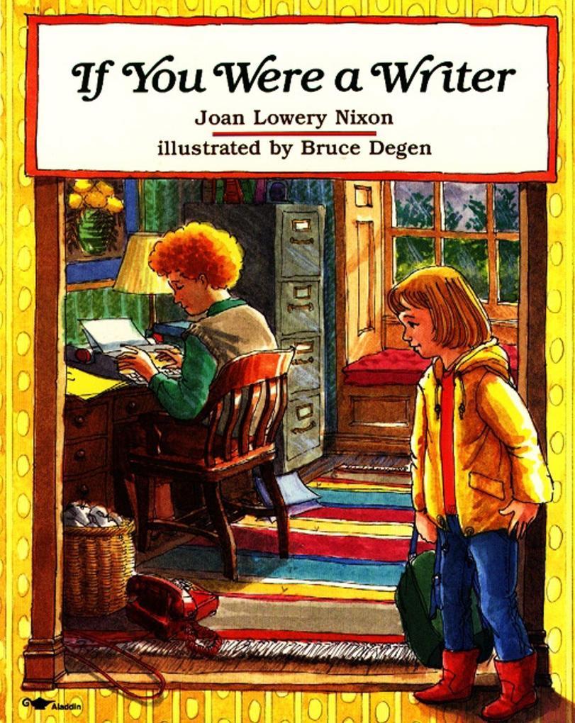 If You Were a Writer als Taschenbuch