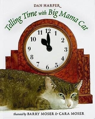 Telling Time with Big Mama Cat als Buch