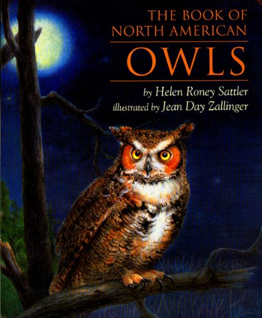 The Book of North American Owls als Taschenbuch