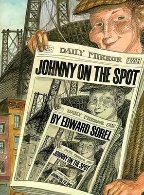 Johnny on the Spot als Buch