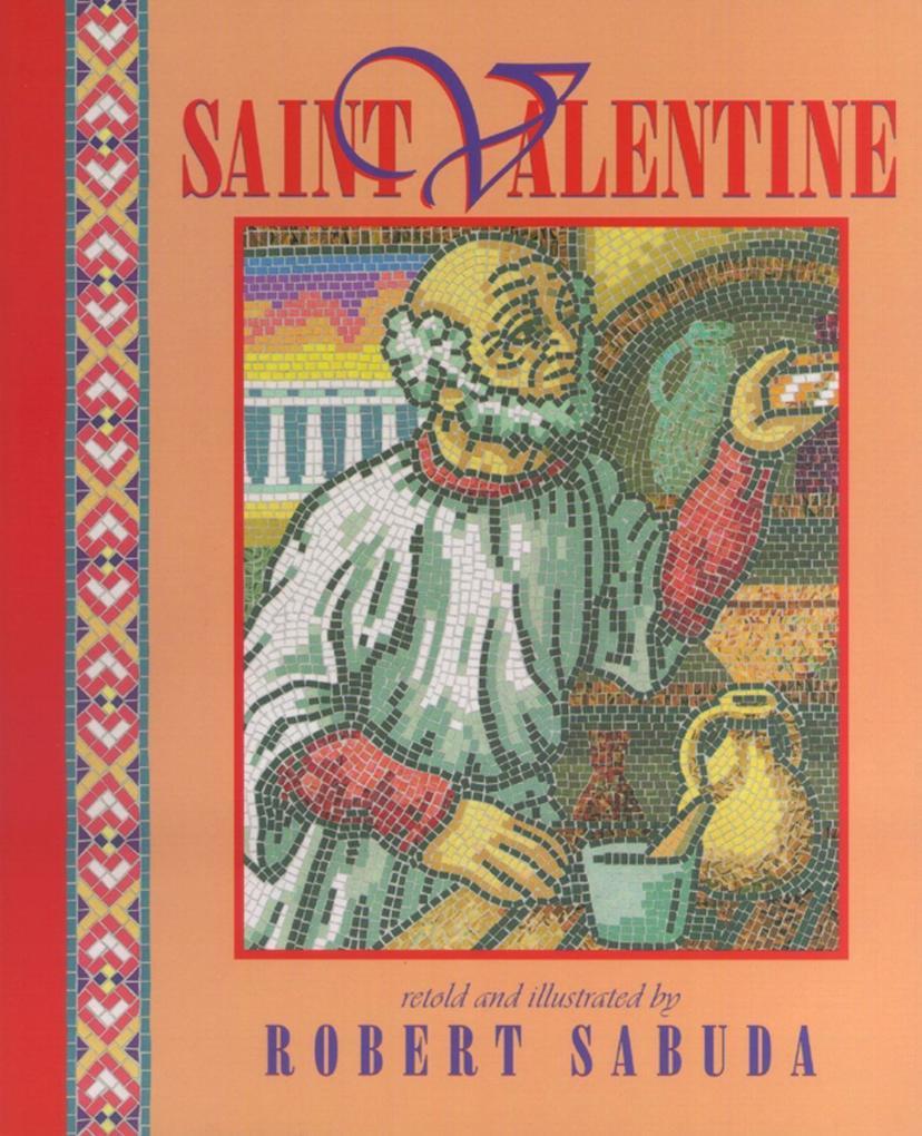 Saint Valentine als Taschenbuch