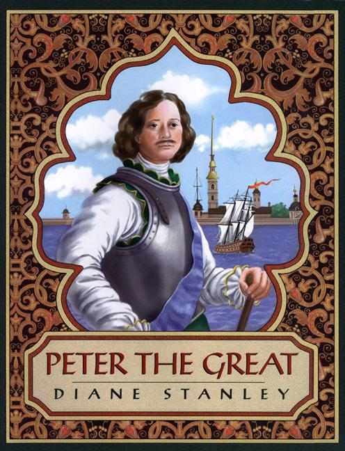 Peter the Great als Buch