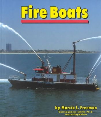 Fire Boats als Buch