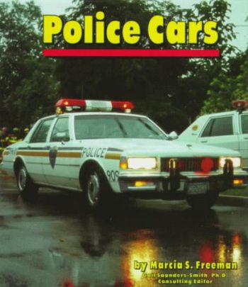 Police Cars als Buch