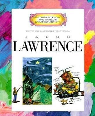 Jacob Lawrence als Taschenbuch