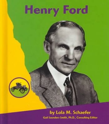 Henry Ford als Buch