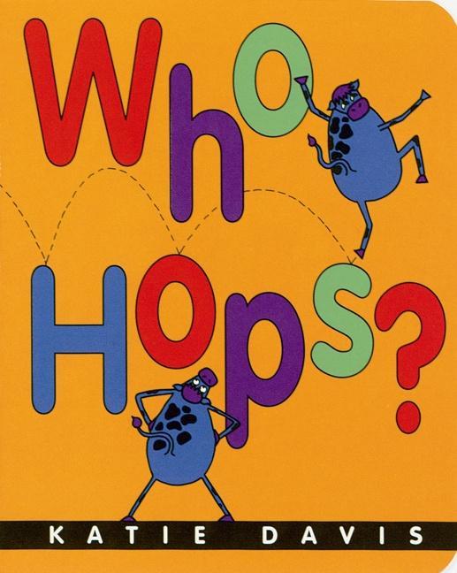 Who Hops? als Taschenbuch