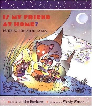 Is My Friend at Home?: Peublo Fireside Tales als Buch