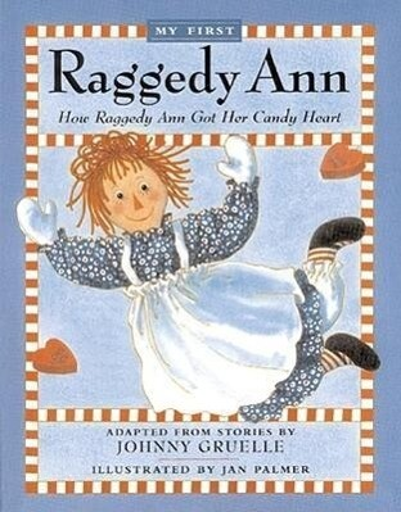 How Raggedy Ann Got Her Candy Heart als Taschenbuch
